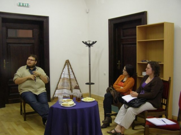 Alex Incicău, invitat special la De-a literpretarea