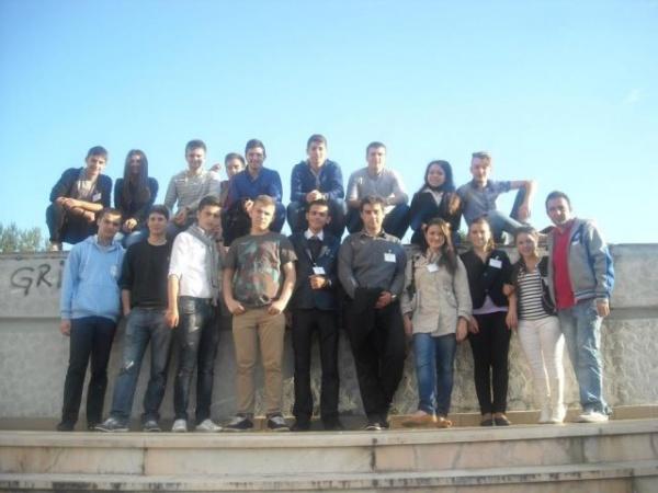 Conferinta Consiliului  Regional al Elevilor de la Satu Mare