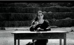 Maia Morgenstern, intr-o reclamă terifiantă pentru Salvaţi Roşia Montană