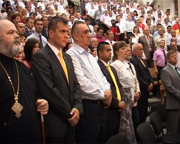 Adrian Ştef-cel mai tânăr preşedinte de Consiliu Judeţean din România