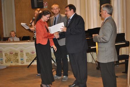 Gala de premiere a elevilor eminenţi
