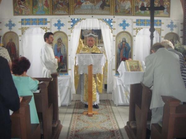 INVITAŢIE la Hramul bisericii greco-catolice româneşti Sf.Anton din Căpleni