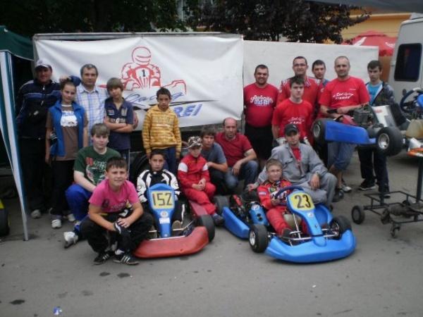 Karting:locul II pentru careieni