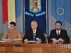 Prefectul Eugeniu Avram cere aplicarea tuturor măsurilor specifice pentru  perioada codului portocaliu de caniculă