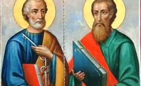 Sfinţii Apostoli Petru şi Pavel,ocrotitorii sistemului penitenciar