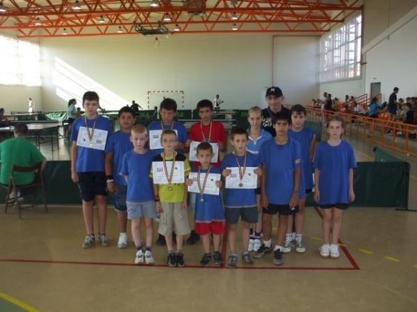 Tenis de masă: Cupa Tinerelor Talente