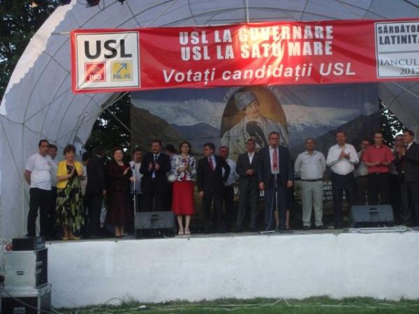 PDL, masacrat și la şefia consiliilor judeţene! La Satu Mare UDMR a fost învinsă de USL!