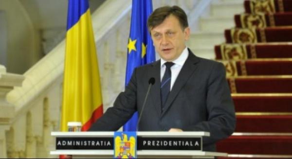 Antonescu: Vom respecta orice decizie a CC, dar pentru noi Traian Băsescu este demis