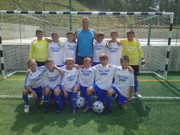 Fotbal: locul III pentru FC Kinder Carei
