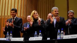 Doar ONG-urile favorabile lui Băsescu convocate la întâlnirea cu emisarul SUA