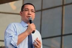 Ponta: Il suspectez pe Băsescu că are surse ilegale pentru campania electorală