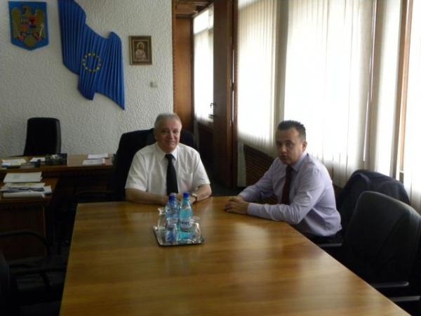 Ministrul Liviu Pop la Satu Mare