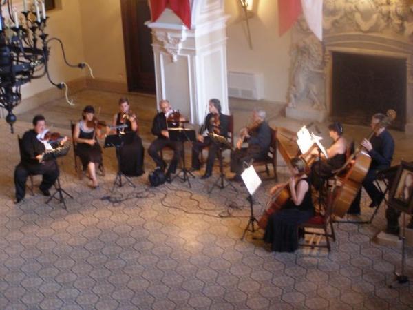AugustFest5: Rudolf Fatyol în concert la Castel