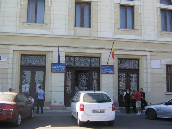 "Examenul de Bacalaureat – sesiunea august-septembrie 2014.Subcomisie la Colegiul Tehnic ""Iuliu Maniu"" Carei"