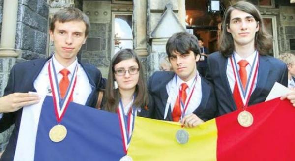 Elevii de aur, olimpicii tăcuţi ai României