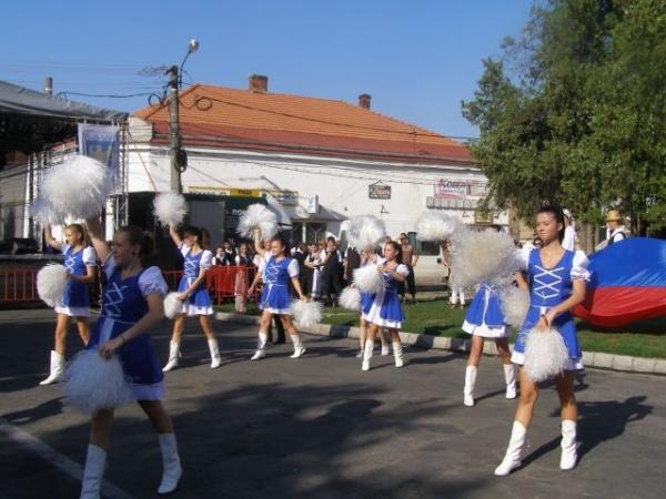 Festival de dans la Carei
