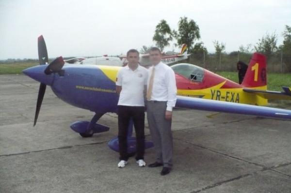 Miting aviatic la Satu Mare
