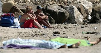 Evită balonarea la plajă