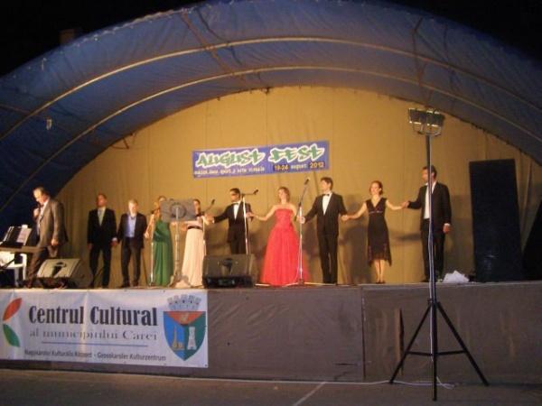 Regal de operetă în prima zi a Festivalului August Fest5