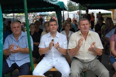 Preşedintele CJ Satu Mare la Zilele Urziceni si Ghenci