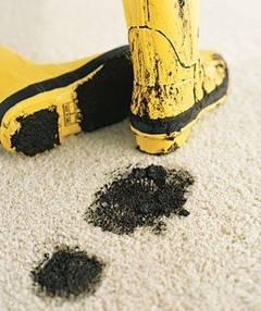 Soluţii naturale de curăţare a covoarelor