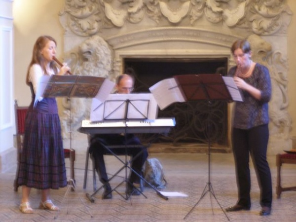 Dulcis Animus în concert la Castel