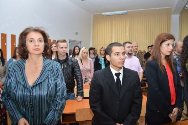 """Inceput de an la Universitatea de Vest """"Vasile Goldiş"""" Arad, filiala Satu Mare"""
