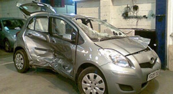 Topul maşinilor care oferă cea mai slabă protecţie în accidente