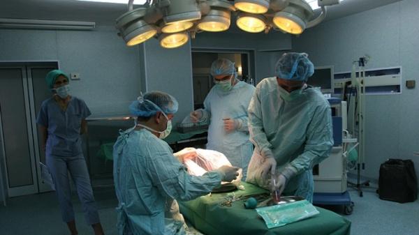 O noua operatie pe cord deschis efectuată la Spitalul Judeţean de Urgenţă Satu Mare