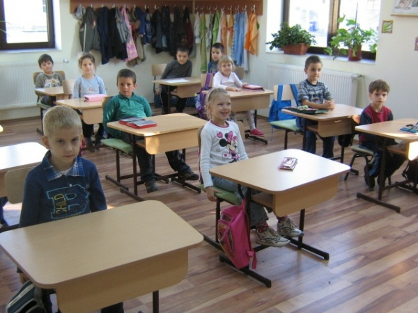 2.926 de copii înscrişi in clasa pregătitoare