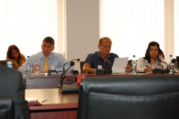 Prezenţe sătmărene la Consiliul de Dezvoltare Regională