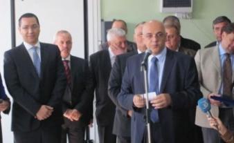 Centrul oncologic de la Oradea, inaugurat de Raed Arafat