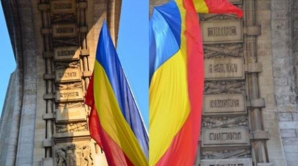 Victoria armatei române la Budapesta se întoarce pe Arcul de Triumf, după 50 de ani
