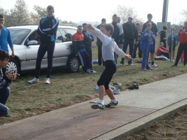 Noi performanţe pentru atleţii careieni