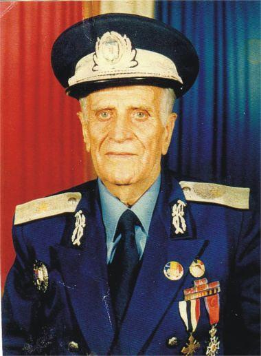 Sublocotenentul  Ioniţă Borşan,jandarmul care a pătruns primul în oraşul Carei la 25 octombrie 1944