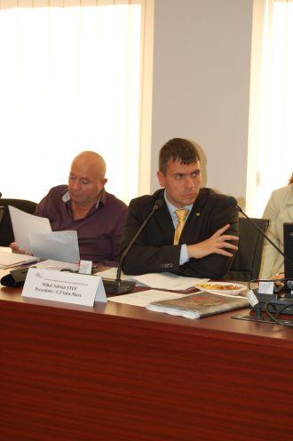 Adrian Ştef susţine înfiinţarea dispeceratului integrat