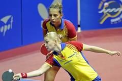 Aur pentru România la Campionatul European de tenis de masă