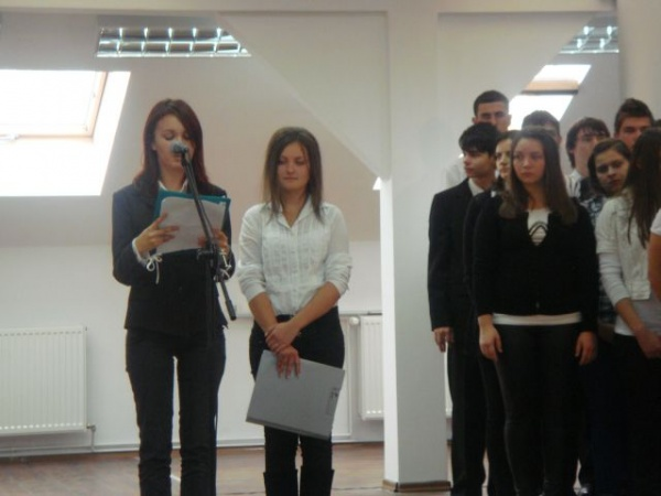 Concurs de poezie, desen si maraton de poezie la Carei