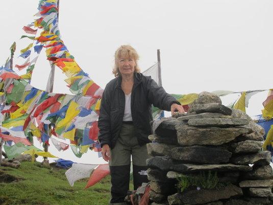 Uca Marinescu, cea mai cunoscută femeie explorator, la 72 de ani: Munţii mei mă cheamă acasă