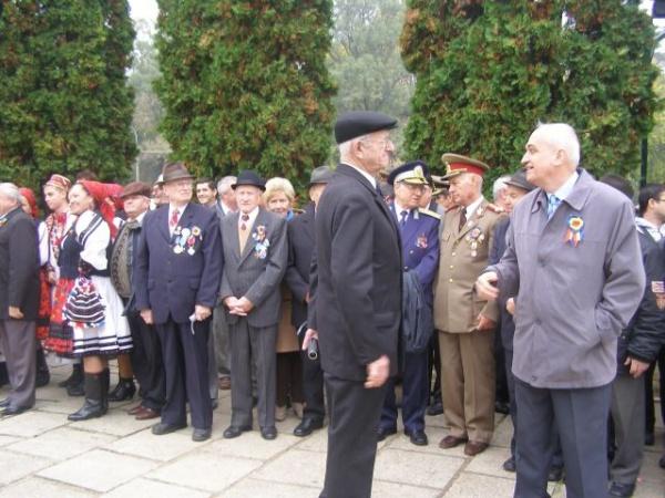 Aniversarea Zilei  Rezervistului Militar . Invitatie