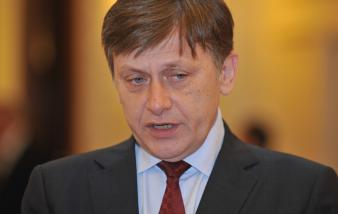 Antonescu: Este victoria impotriva regimului Băsescu, Ponta va fi premier