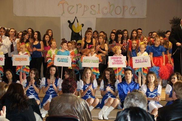 Prima editie a Festivalului de dans  Terpsichore