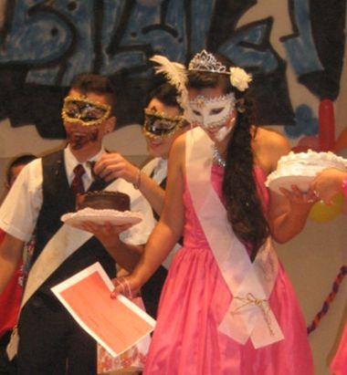 Miss şi Mister Boboc 2012 la LT Simion Bărnuţiu