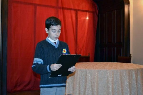 Concurs de recitări trilingv