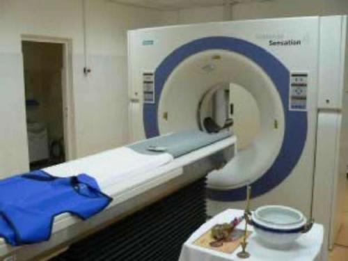 Computer tomograf de ultimă generaţie la Satu Mare