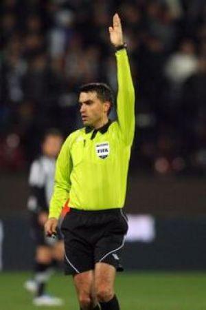 """Un arbitru român, promovat de UEFA în categoria """"Elite Development"""""""