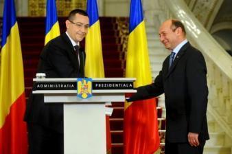 Câteva ciudăţenii legate de acordul de coabitare între Ponta și Băsescu