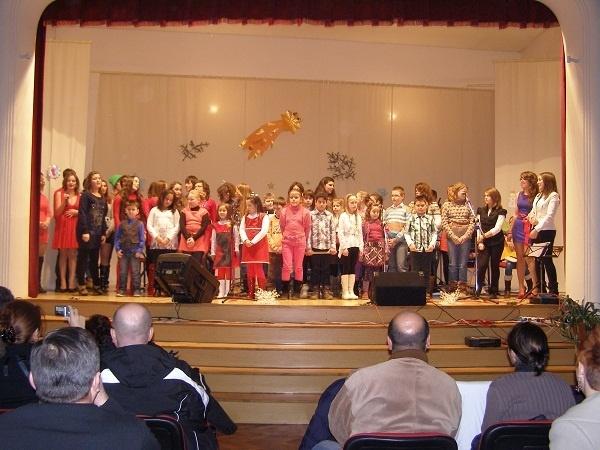 Concert tradițional de Crăciun- Song 4 X-Mas