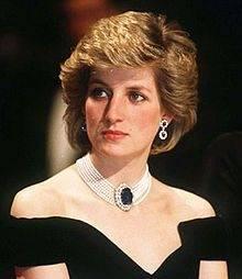 Noi dezvăluiri legate de moartea prinţesei Diana