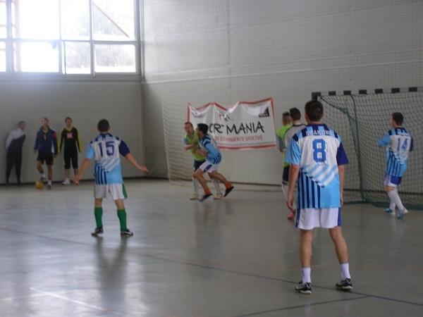 Cupa Futsal Carei la a V-a ediţie